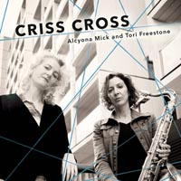 Alcyone Mick Tori Freestone Criss Cross