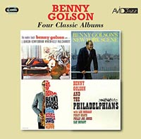 Benny Golson Four Classic Albums