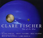 Clare Fischer Out Of The Blue