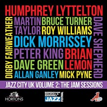 Jazz City Volume 2
