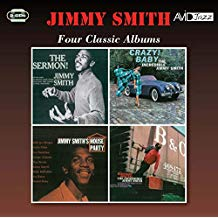 Jimmy Smith Four Classic albums