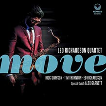Leo Richardson Quartet Move