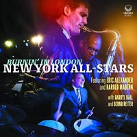 New York All Stars Burnin' In London