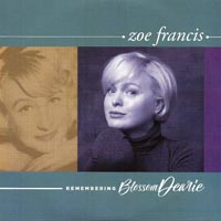 Zoe Francis Remembering Blossom Dearie