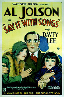 Say It With Songs movie poster