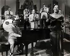 Billie Holiday and Count Basie