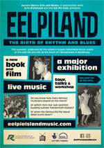 Eel Pie Island Project poster
