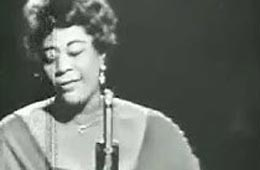 Ella Fitzgerald video