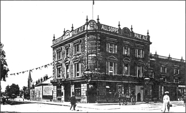 Photograph of the Fishmongers Arms