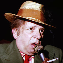 George Melly