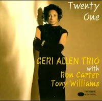 Geri Allen Trio Twenty One