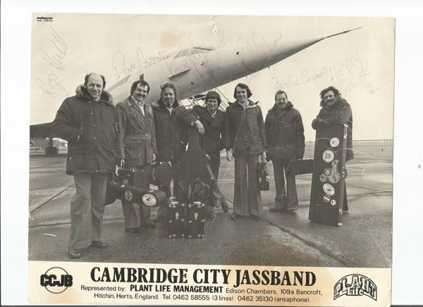 Cambridge City Jassband