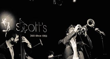 Henry Spencer at Ronnie Scott's Club