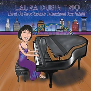 Laura Dubin Trio album