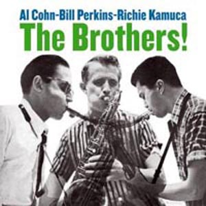 Richie Kamuca The Brothers album