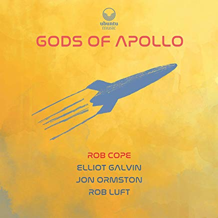 Rob Cope Gods Of Apollo