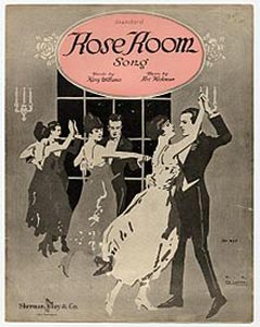 Rose Room poster