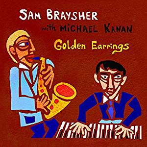 Sam Braysher Golden Earrings
