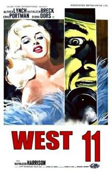 West 11 movie poster