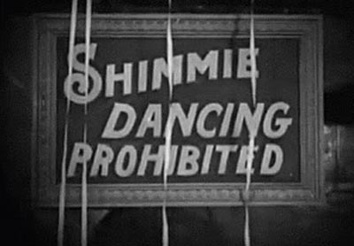 Shimmy Prohibited