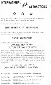 Dancing Slipper programme