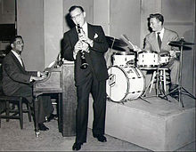 Mel Torme Benny Goodman and Teddy Wilson