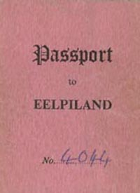 Eel Pie Island passport