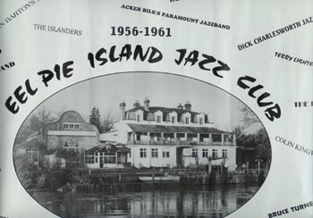 Eel Pie Island flyer